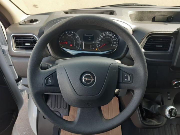 Chasis + carrocería Opel Movano Volquete bilaterales y trilaterales C3500 RJ L3H1 145CV BLANC - 8