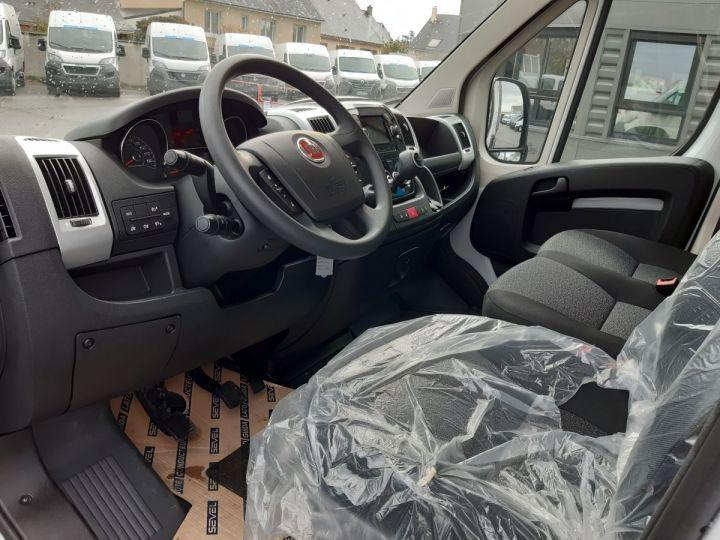 Chasis + carrocería Fiat Ducato Volquete trasero 3.5 Maxi L 2.3 Multijet 140CH Benne JPM + Coffre Pack Pro Nav BLANC - 7