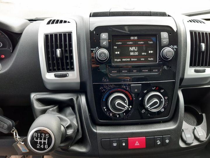 Chasis + carrocería Fiat Ducato Volquete trasero 3.5 Maxi L 2.3 Multijet 140CH Benne JPM + Coffre Pack Pro Nav BLANC - 9