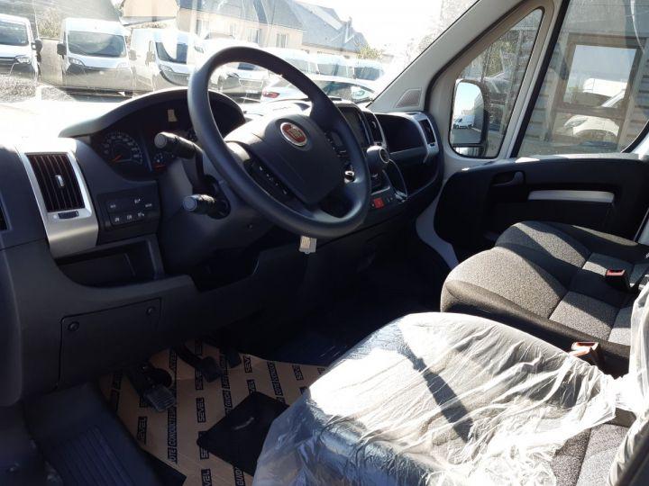 Chasis + carrocería Fiat Ducato Volquete trasero 3.5 Maxi L 2.3 Multijet 160CH Benne JPM + Coffre PRO LOUNGE BLANC - 8