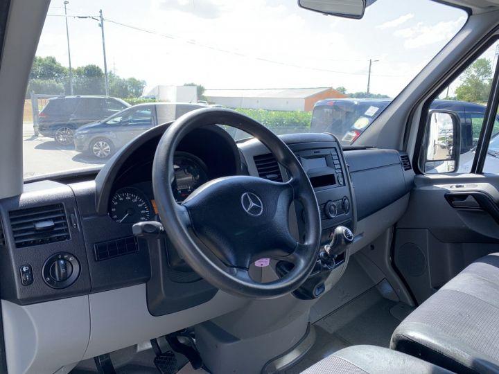 Chasis + carrocería Mercedes Sprinter Volquete trasero Sprinter Blanc - 5