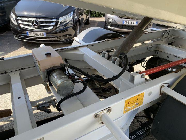 Chasis + carrocería Mercedes Sprinter Volquete trasero Sprinter Blanc - 6