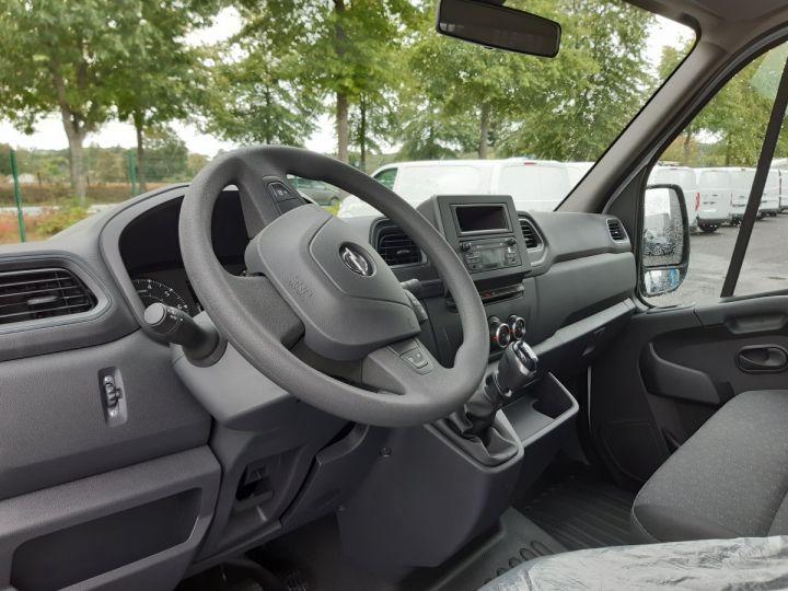 Chasis + carrocería Opel Movano Volquete trasero ROUES JUMELEES 2.3 CDTI 145CV BENNE ET COFFRE BLANC - 7