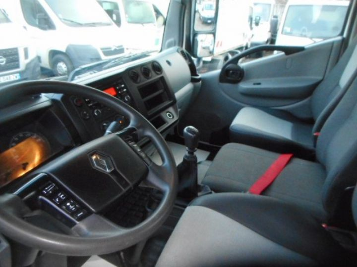 Chasis + carrocería Renault D Volquete trasero D35 BENNE  - 6