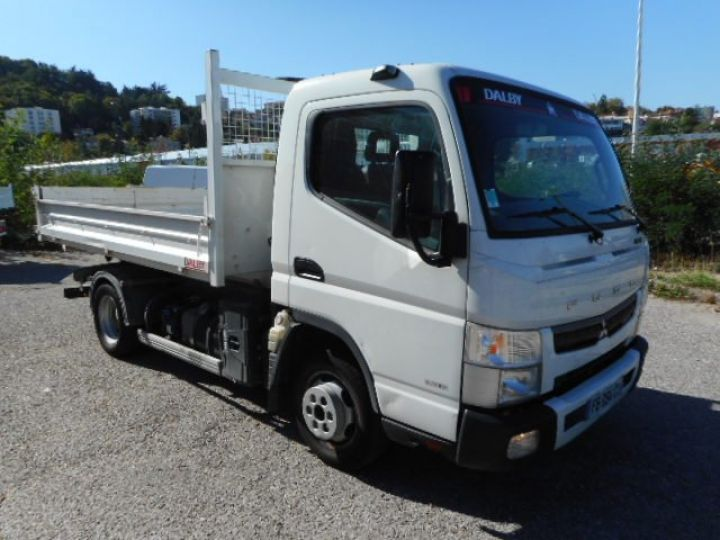 Chassis + carrosserie Mitsubishi Canter Ampliroll Polybenne 3C13 AMPLIROLL POLYBENNE  Occasion - 1