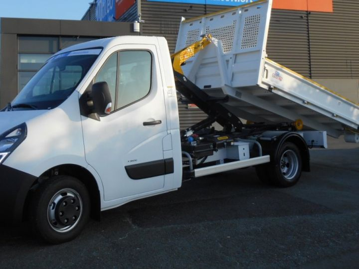 Chassis + carrosserie Opel Movano Ampliroll Polybenne RJ3500 L3H1 145CV BLANC - 1