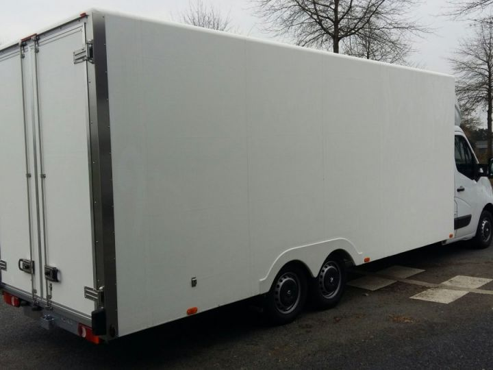 Chassis + carrosserie Opel Movano Autre 30m3 BITURBO S&S 165CV BLANC - 3