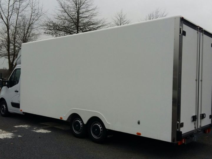 Chassis + carrosserie Opel Movano Autre 30m3 BITURBO S&S 165CV BLANC - 4
