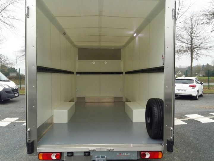 Chassis + carrosserie Opel Movano Autre 30m3 BITURBO S&S 165CV BLANC - 5