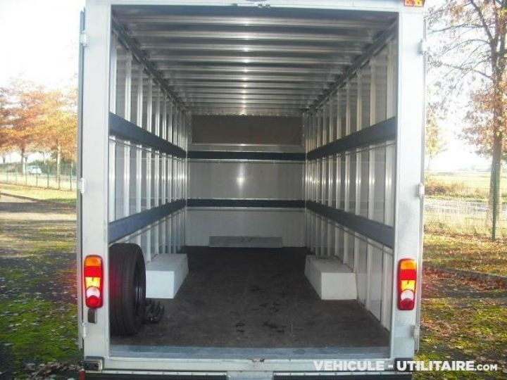 Chassis + carrosserie Renault Master Autre DCI 150  - 2