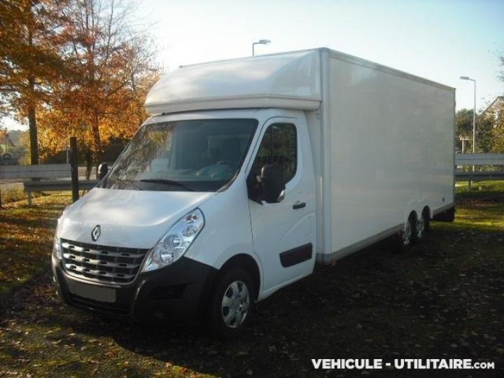 Chassis + carrosserie Renault Master Autre DCI 150  - 3