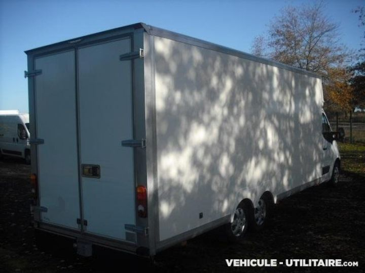 Chassis + carrosserie Renault Master Autre DCI 150  - 4