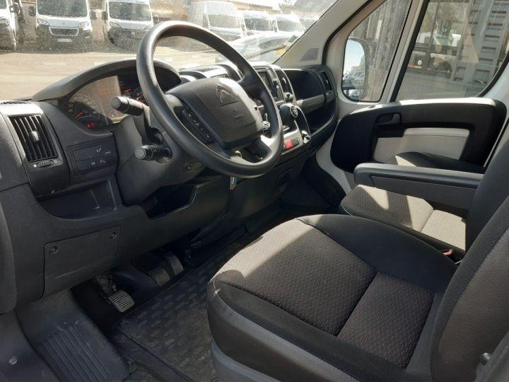 Chassis + carrosserie Citroen Jumper Benne arrière 35 L2 2.0HDI 130 CONF BLANC - 7