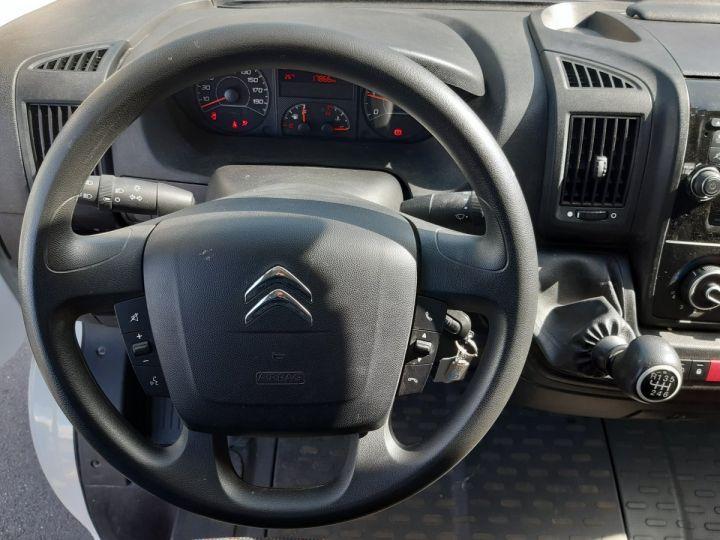 Chassis + carrosserie Citroen Jumper Benne arrière 35 L2 2.0HDI 130 CONF BLANC - 8