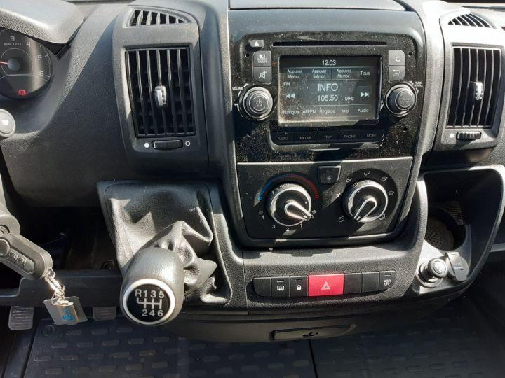 Chassis + carrosserie Citroen Jumper Benne arrière 35 L2 2.0HDI 130 CONF BLANC - 9