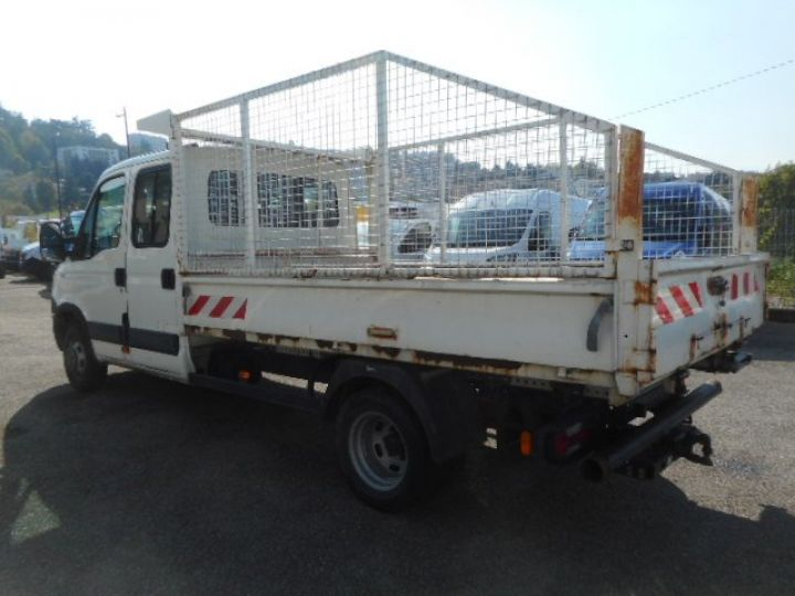 Chassis + carrosserie Iveco Daily Benne Double Cabine 35C13 BENNE DOUBLE CABINE  Occasion - 3