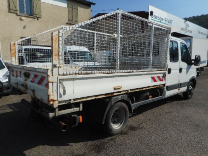 Chassis + carrosserie Iveco Daily Benne Double Cabine 35C13 BENNE DOUBLE CABINE  Occasion - 4