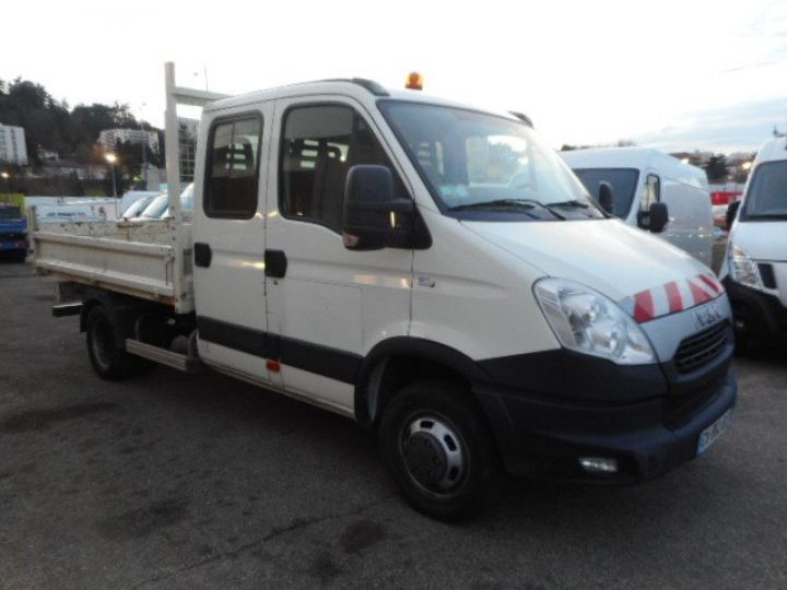 Chassis + carrosserie Iveco Daily Benne Double Cabine 35C15 DOUBLE CABINE  Occasion - 2
