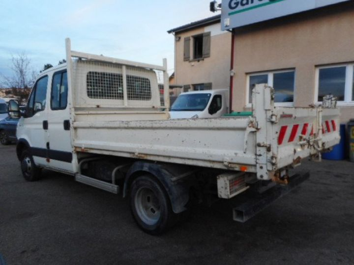 Chassis + carrosserie Iveco Daily Benne Double Cabine 35C15 DOUBLE CABINE  Occasion - 3