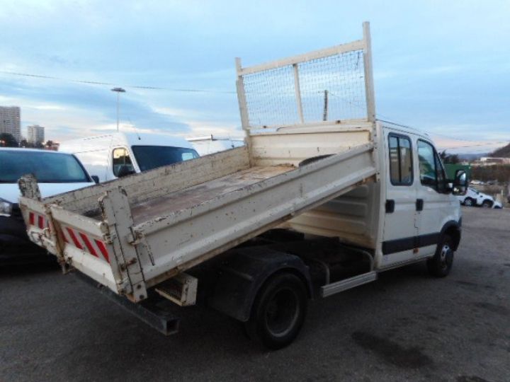 Chassis + carrosserie Iveco Daily Benne Double Cabine 35C15 DOUBLE CABINE  Occasion - 4