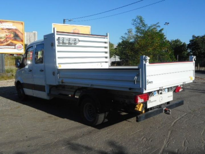 Chassis + carrosserie Mercedes Sprinter Benne Double Cabine 514 DOUBLE CABINE BENNE  Occasion - 3