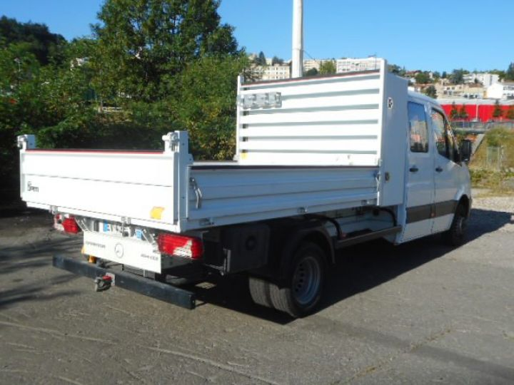 Chassis + carrosserie Mercedes Sprinter Benne Double Cabine 514 DOUBLE CABINE BENNE  Occasion - 4