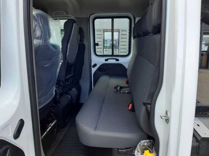 Chassis + carrosserie Renault Master Benne Double Cabine 3.5 2.3 DCI 145CH ENERGY DOUBLE CABINE CONFORT BLANC - 6