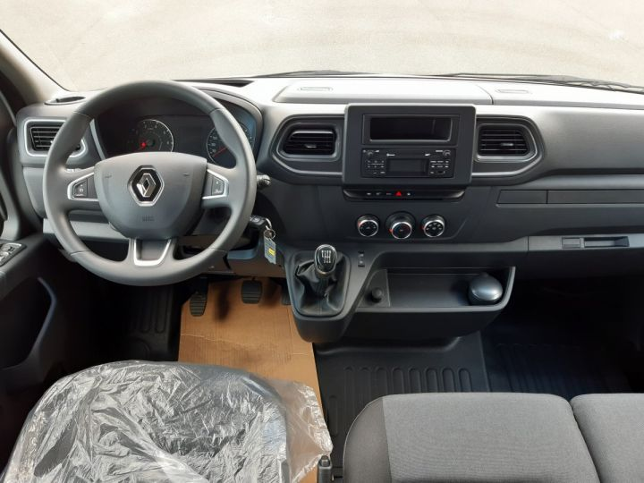 Chassis + carrosserie Renault Master Benne Double Cabine 3.5 2.3 DCI 145CH ENERGY DOUBLE CABINE CONFORT BLANC - 7