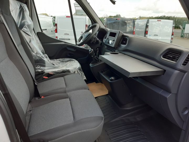 Chassis + carrosserie Renault Master Benne Double Cabine 3.5 2.3 DCI 145CH ENERGY DOUBLE CABINE CONFORT BLANC - 9
