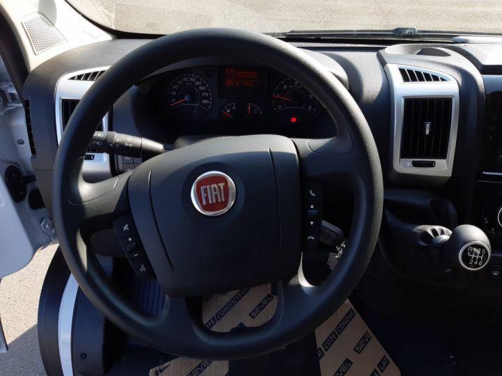 Chassis + carrosserie Fiat Ducato Benne arrière 3.5 Maxi L 2.3 Multijet 160CH Benne JPM + Coffre PRO LOUNGE BLANC - 9