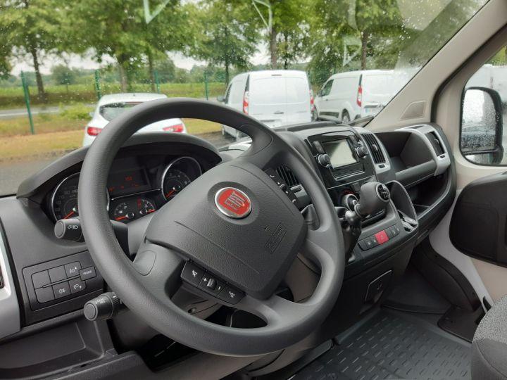 Chassis + carrosserie Fiat Ducato Benne arrière MAXI L 2.3 MULTIJET 140CV PACK PRO NAV BENNE ET COFFRE BLANC - 6