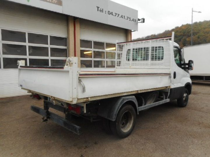Chassis + carrosserie Iveco CF75 Benne arrière 35C14 BENNE  - 3