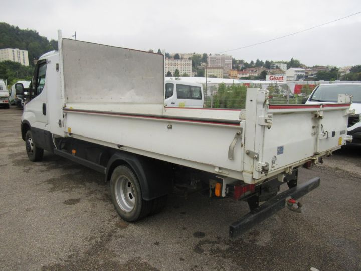 Chassis + carrosserie Iveco Daily Benne arrière 35C14 BENNE + COFFRE  - 3