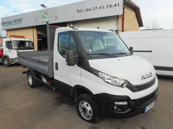 Chassis + carrosserie Iveco Daily Benne arrière 35C15 BENNE  - 1