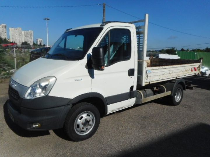 Chassis + carrosserie Iveco Daily Benne arrière 35C15 BENNE  Occasion - 1