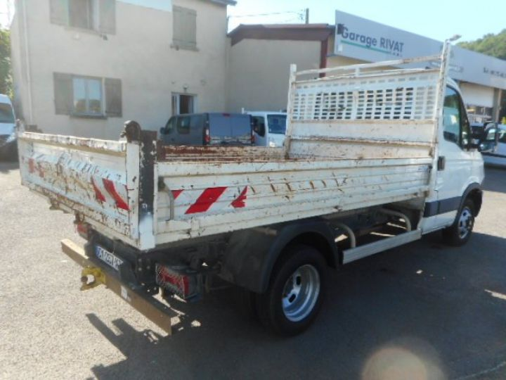 Chassis + carrosserie Iveco Daily Benne arrière 35C15 BENNE  - 3