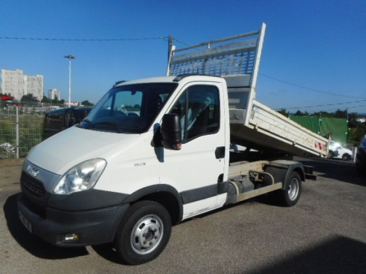 Chassis + carrosserie Iveco Daily Benne arrière 35C15 BENNE  Occasion - 5