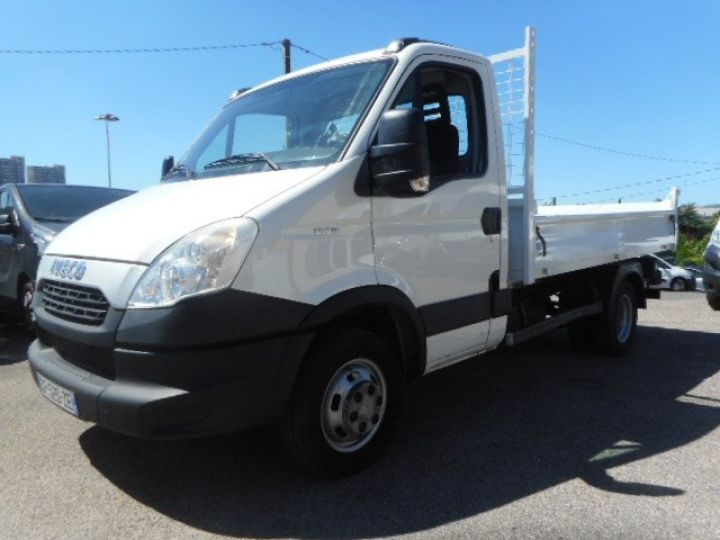 Chassis + carrosserie Iveco Daily Benne arrière 35C15 BENNE  Occasion - 2