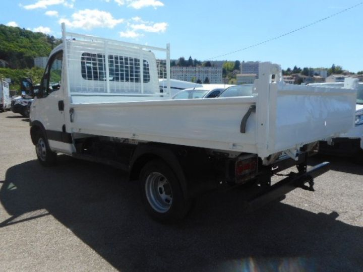 Chassis + carrosserie Iveco Daily Benne arrière 35C15 BENNE  Occasion - 3