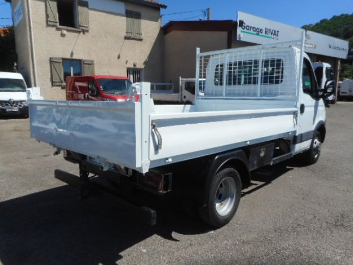 Chassis + carrosserie Iveco Daily Benne arrière 35C15 BENNE  - 4