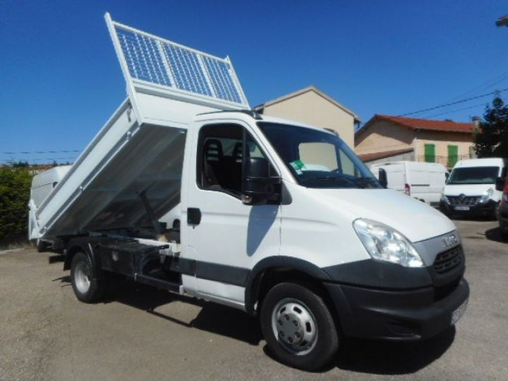 Chassis + carrosserie Iveco Daily Benne arrière 35C15 BENNE  Occasion - 6
