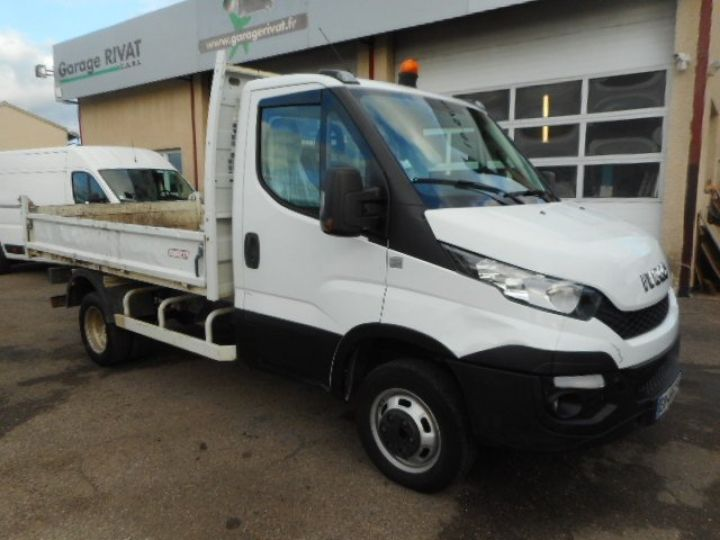 Chassis + carrosserie Iveco Daily Benne arrière 35C15 BENNE  - 2