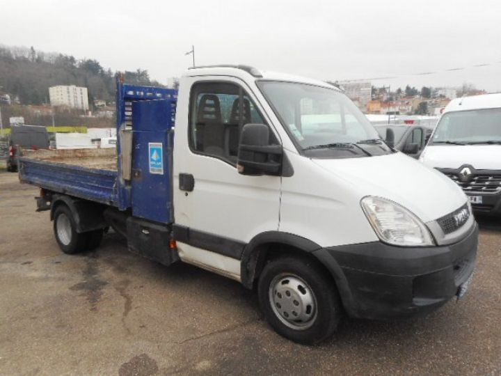 Chassis + carrosserie Iveco Daily Benne arrière 35C15 BENNE + COFFRE  Occasion - 2