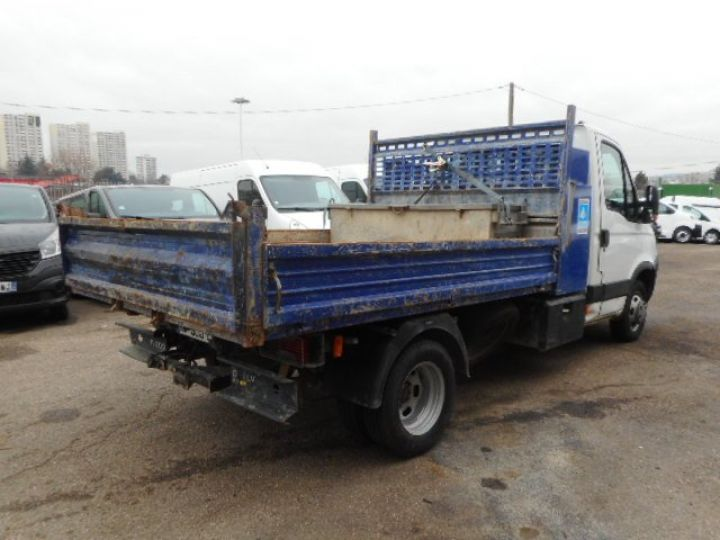Chassis + carrosserie Iveco Daily Benne arrière 35C15 BENNE + COFFRE  Occasion - 3