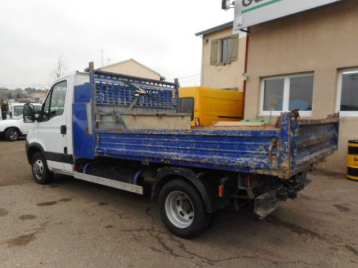 Chassis + carrosserie Iveco Daily Benne arrière 35C15 BENNE + COFFRE  Occasion - 4