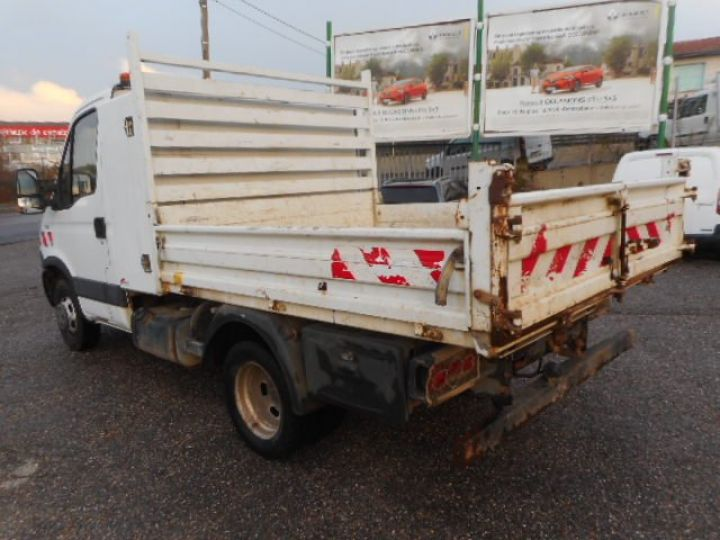 Chassis + carrosserie Iveco Daily Benne arrière 35C15 BENNE + COFFRE  - 4