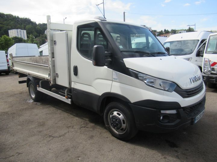 Chassis + carrosserie Iveco Daily Benne arrière 35C15 BENNE + COFFRE  - 2