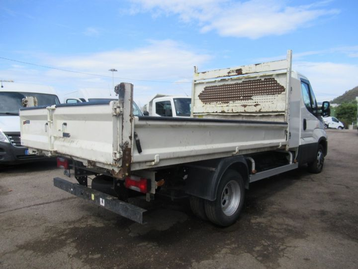 Chassis + carrosserie Iveco Daily Benne arrière 35C15 BENNE + COFFRE  - 3