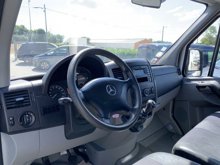 Chassis + carrosserie Mercedes Sprinter Benne arrière Sprinter Blanc - 5
