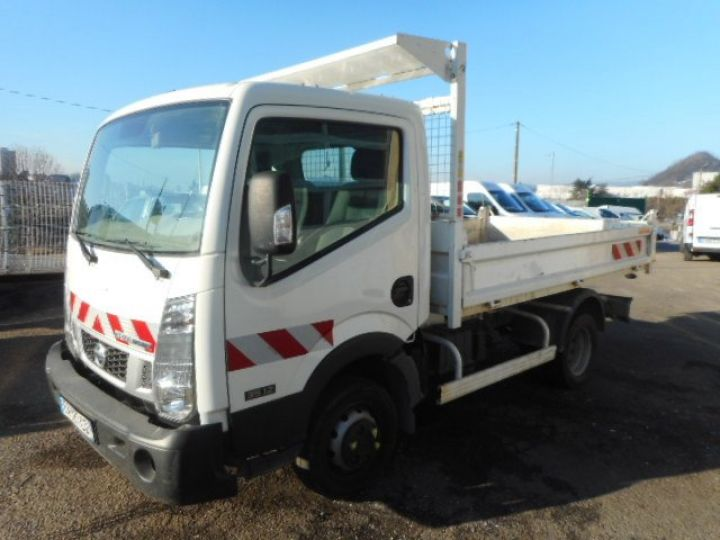 Chassis + carrosserie Nissan Cabstar Benne arrière 35.12 BENNE NT400  Occasion - 2